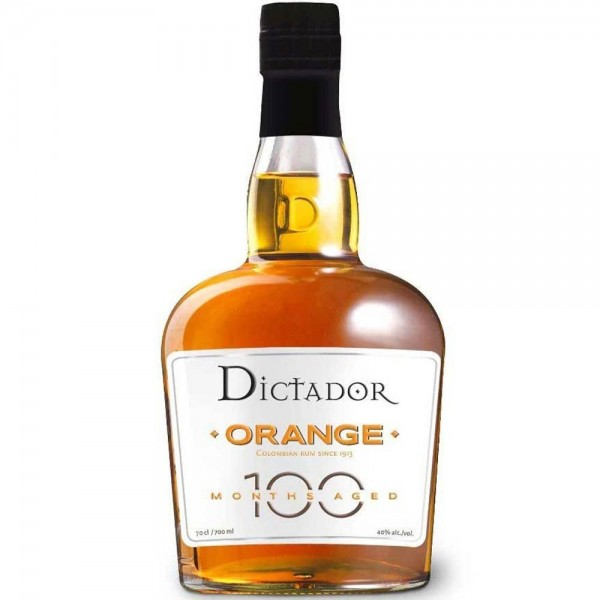 DICTADOR Rum Orange 0,7l