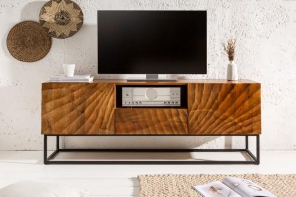 TV Lowboard Scorpion 160cm Mango braun 40252