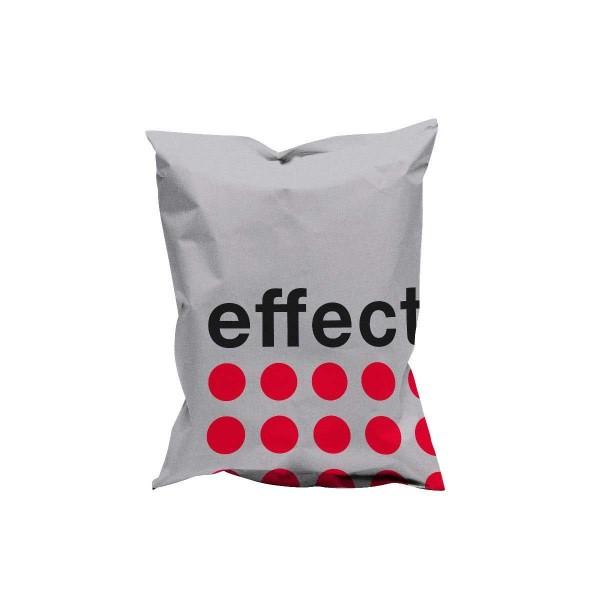 effect Sitzsack in Grau