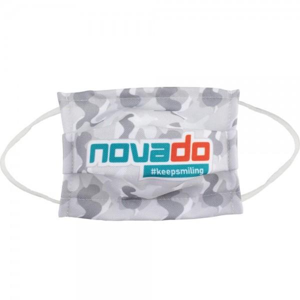 Novado Nasen und Mundschutz (Camouflage)
