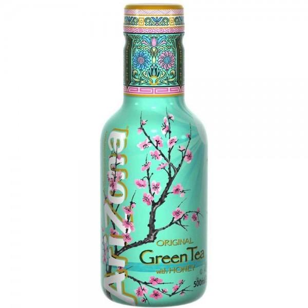 Arizona Green Tea Honey 0,5l