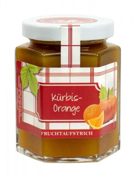 Kürbis-Orange Fruchtaufstrich 200g