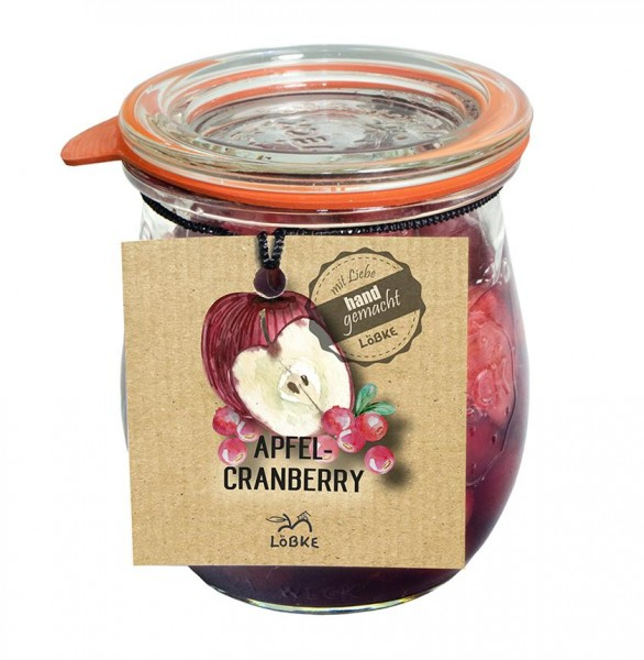 Apfel-Cranberry 220ml