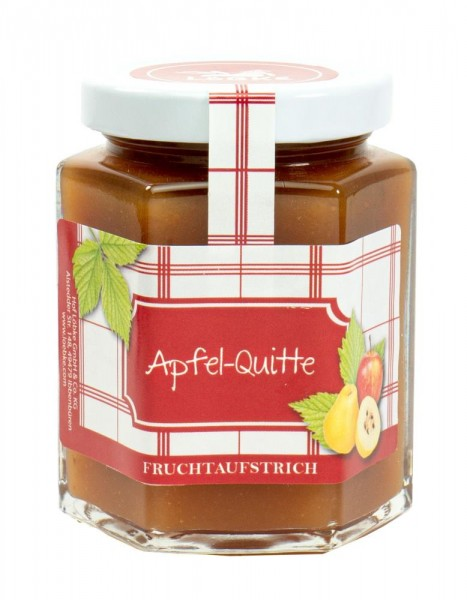 Apfel-Quitte Fruchtaufstrich 200g