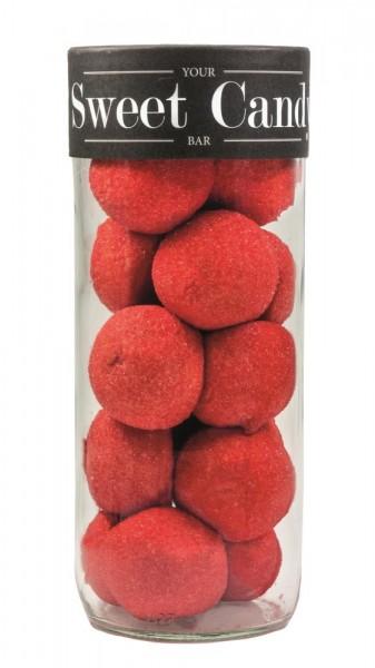 Sweet Candy Speckbälle Rot