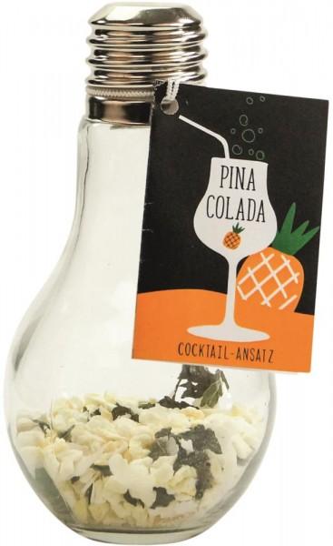 Cocktail-Ansatz Pina Colada 0,39l Glühbirne