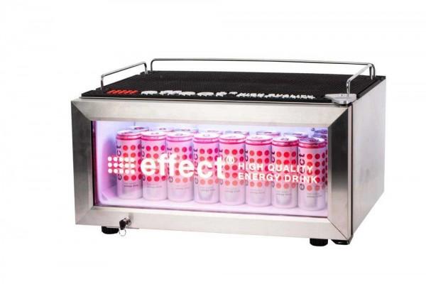 effect® mini Cooler (silber)