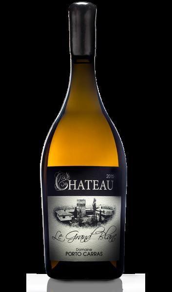 "Chateau ""Le Grand Blanc"" Weiß 1,5L Magnum Domain Porto Carras"