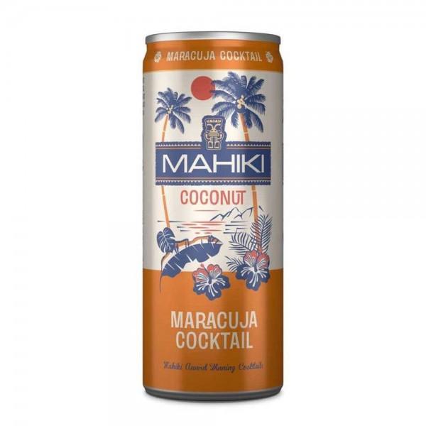 MAHIKI Maracuja Coconut Cocktail Premix 0,33