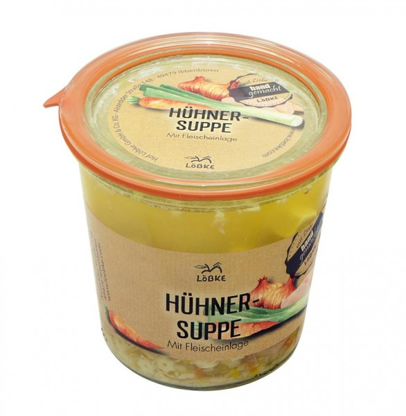 Hühner-Suppe 580ml