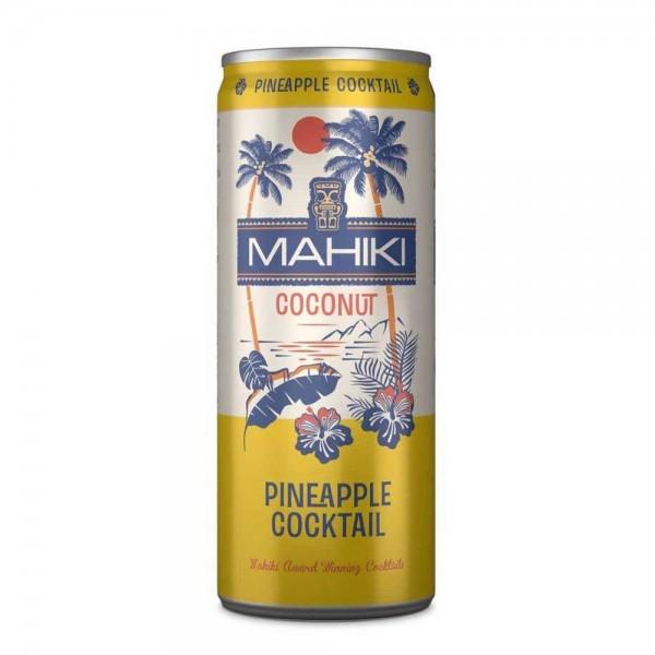 MAHIKI Pineapple Coconut Cocktail Premix 0,33l