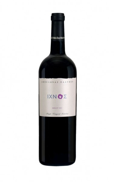 "Ichnos ""IXNOS"" Red dry 750ml Palivos Estate"
