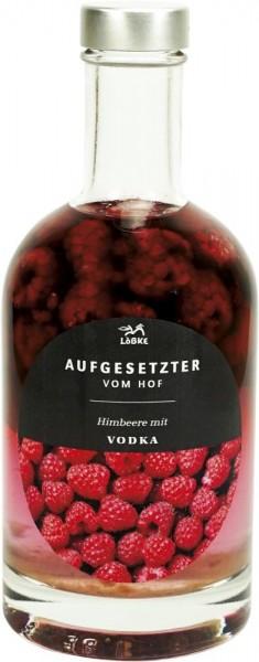 Aufgesetzter Himbeere 0,35l Nocturne-Flasche