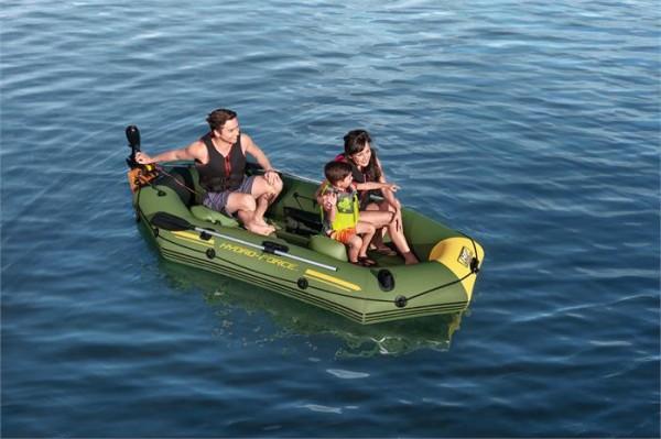 """Hydro-Force™ Sportboot """"Marine Pro"""" für 2 Erwachsene + 1 Kind 291 x 127 x 46 cm"""