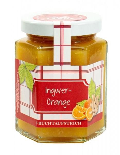 Ingwer-Orange Fruchtaufstrich 200g