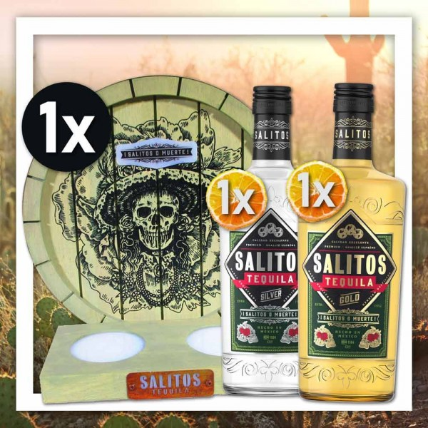 SALITOS Tequila Aktions-Bundle