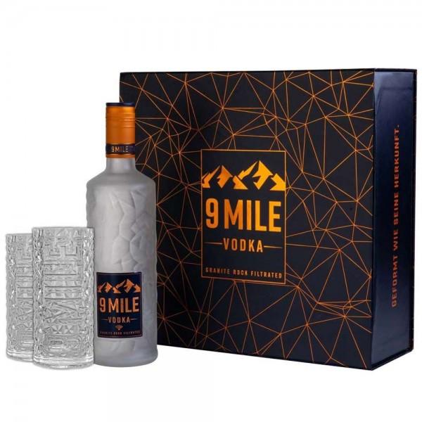 9 MILE VODKA - Anniversary Pack