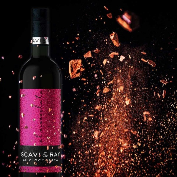 "SCAVI & RAY Schokoladenwein ""Al Cioccolato"" 0,75l"