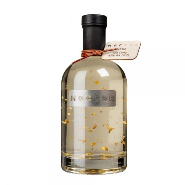 MOCFOR Gin Curry - ADAM (mit Blattgold) 0,7L