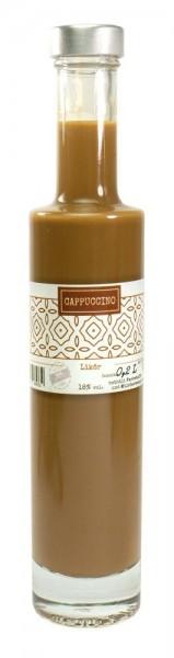 Cappuccino-Likör 0,2l Kenga-Flasche