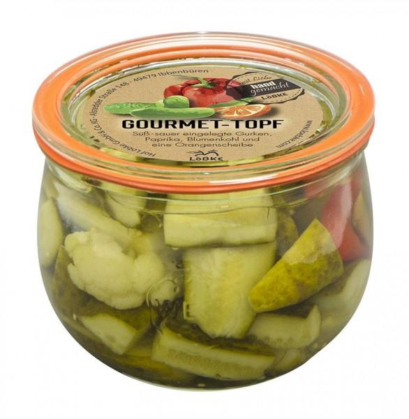 Gourmet Topf 580ml