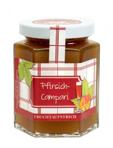 Pfirsich-Campari Fruchtaufstrich 200g