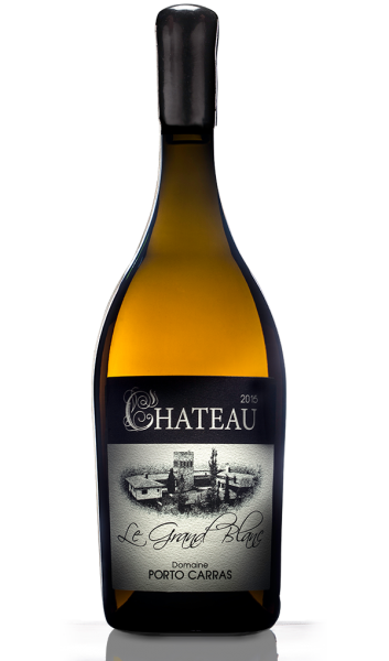 "Chateau ""Le Grand Blanc"" White 1,5L Magnum Domain Porto Carras"