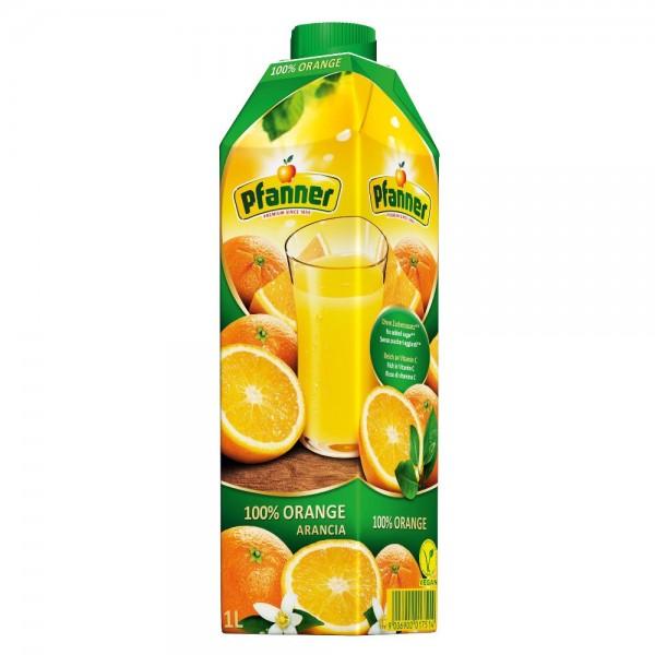 Pfanner Orangensaft 1,0l