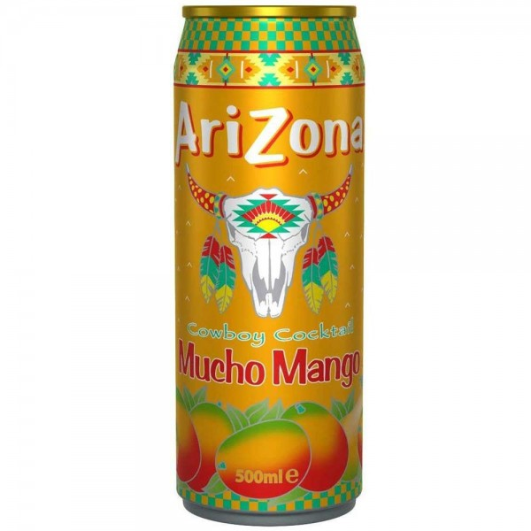 Arizona Mucho Mango Dose 0,5l