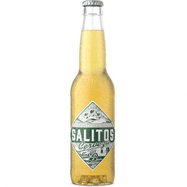 SALITOS Cerveza Beer
