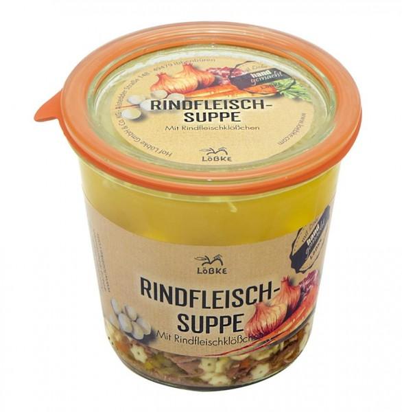 Rindfleisch-Suppe 580ml