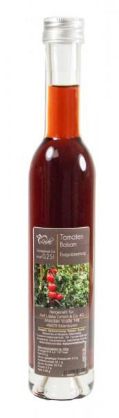 Tomaten Balsam Essig 0,25l Vittoria-Flasche