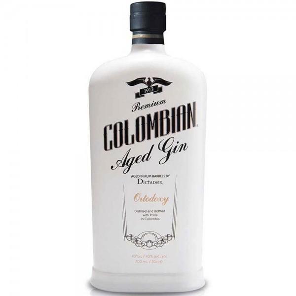 DICTADOR Gin Colombian Ortodoxy 0,7l