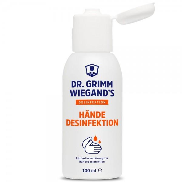 Dr. Wiegand´s Händedesinfektionsmittel 20x 100ml Flasche