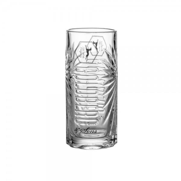 Goldberg Highball Glas (transparent)