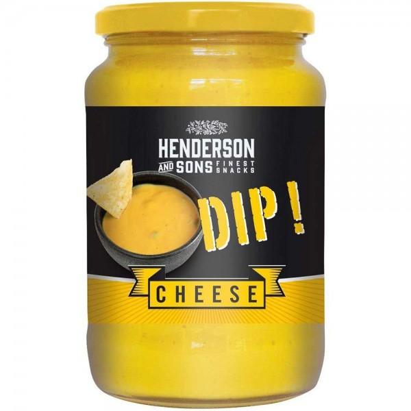 Henderson & Sons DIP SAUCE KÄSE-JALAPEÑO Vorratspackung