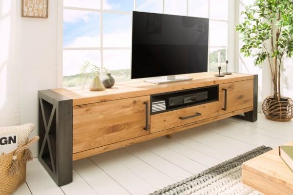 TV Lowboard Thor 200cm Wildeiche 38810