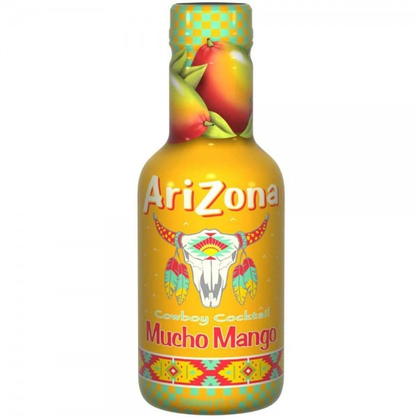 Arizona Mucho Mango 0,5l