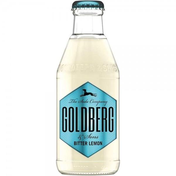 GOLDBERG Bitter Lemon 0,2l
