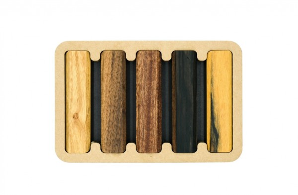 LIGNUM HOLZ MUSTERBOX