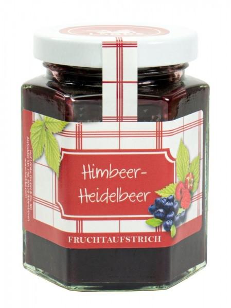 Himbeer-Heidelbeer Fruchtaufstrich 200g