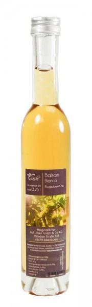 Balsam Bianco Essig 0,25l Vittoria-Flasche