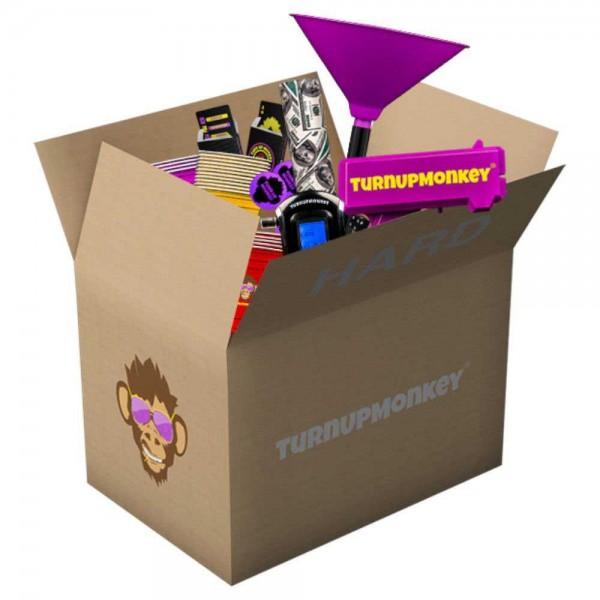 Turn Up Monkey Festivalbox