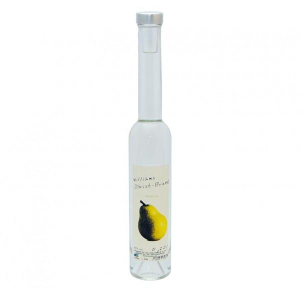 Williams-Christ Brand 0,20l Platina-Flasche